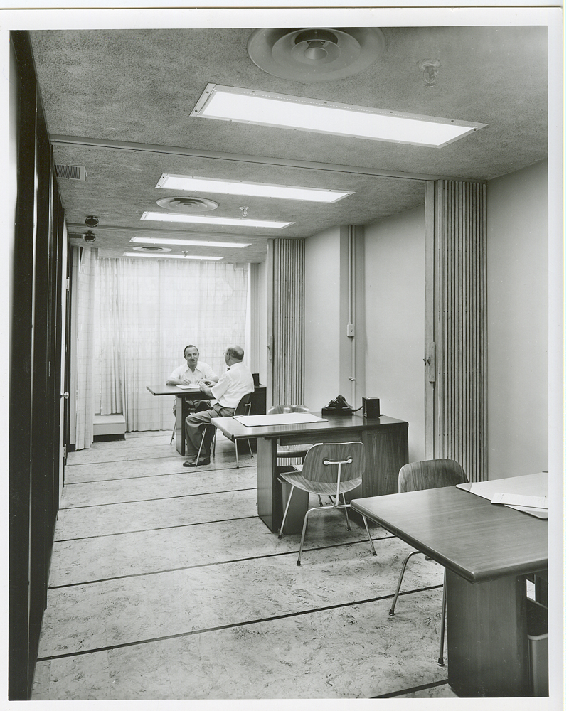 B. D. LAZAR COMPANY SALES OFFICES (1952)